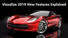 Solidworks Visualize What S New In Solidworks Visualize 2019