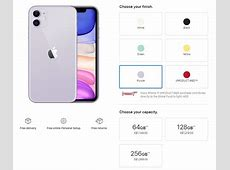 Here are all the price points for the iPhone 11, 11 Pro