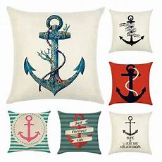 nunubee sea forever decorative cushion cover cotton