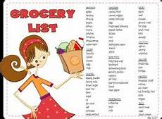 Normal Grocery List Delly S Deals What S On My Grocery List