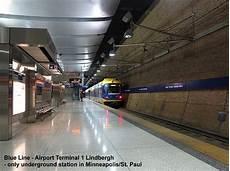 Light Rail Line Minneapolis Urbanrail Net Gt Usa Gt Minneapolis St Paul Light Rail