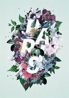 Flower Designs 25 Floral Typography Designs Blend With Flowers