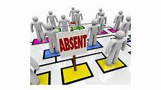 Employee Absent 5 Tips For Managing The Impact Of Employee Absences