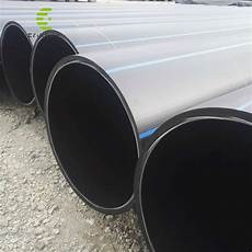 China 1000mm 1200mm Diameter 6 Bar 10 Bar Hdpe Pipe