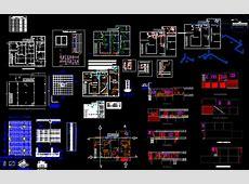 Studio apartment in AutoCAD   CAD download (10.91 MB)   Bibliocad