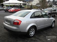 2001 Audi A4 Saloon 2 0 Car Photo And Specs