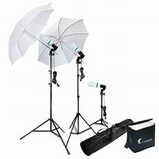Continuous Lighting Equipment 3 Point Lighting At Home Studio