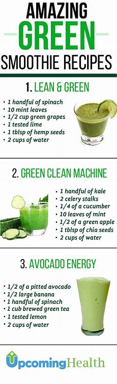 green smoothies will revolutionize your health