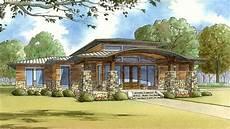 Modern House Floor Plans Free Modern Home Plan With Wrap Around Porch 70520mk
