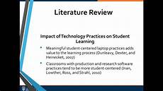 What Is Literture Review Presentation Literature Review Youtube