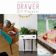 unique and useful upcycled drawer diy projects the