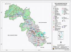 Peta Kota: Peta Kabupaten Kutai Barat