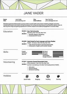 Write A Resume With No Experience How To Write A Great Resume Even If You Have No Experience