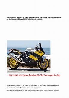 Calam 233 O 2004 2008 Bmw K1200gt K1200r K1200r Sport