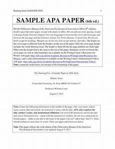Reference Page For Essay Apa Reference Style Essay Example1