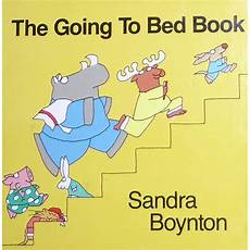 the going to bed book board book the learning basket