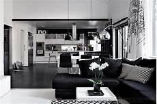 white home interior design black and white interior design with comfortable