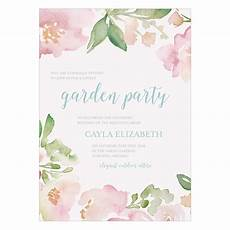 Garden Party Invites Garden Party Invitation The Knot Shop