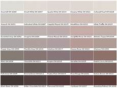 Sherwin Williams White Color Chart Sherwin Williams Color Charts 2017 Grasscloth Wallpaper