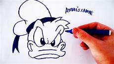 como desenhar o pato donald how to draw donald