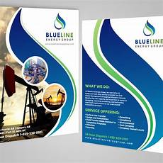 Unique Flyer Design Create A Simple Modern Eye Catching One Page Brochure