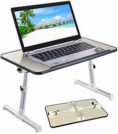 laptop desk stand kavalan portable laptop bed tray table