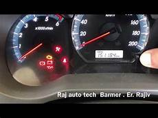 How To Reset Timing Belt Light On Toyota Hiace 2016 Toyota Innova Fortuner How To Reset Timing Belt Youtube