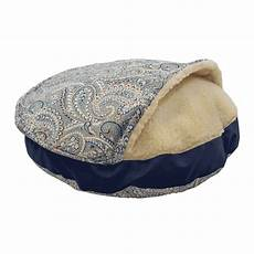 snoozer luxury cozy cave orthopedic bed snuggle