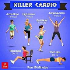 Cardiovascular Exercise Maximizing Your Cardio Workout