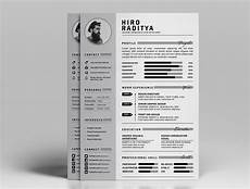 Portfolio Cv Examples Free Resume Cv Design Template With Cover Letter
