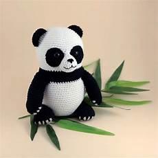 louis the panda amigurumi pattern amigurumipatterns net