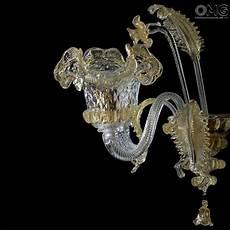 applique vetro di murano applique elegante ambra vetro di murano 2