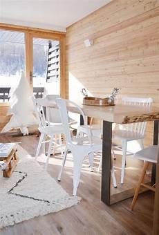 Deco Montagne Design Un Appartement 224 La Montagne L Atelier D Archi