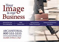 Business Advertisement Sample 19 Brilliant Cleaning Services Amp Janitorial Direct
