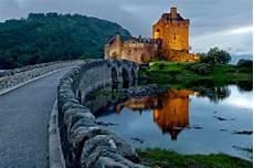 Historical Castles Eilean Donan The Most Castle In Scotland Places