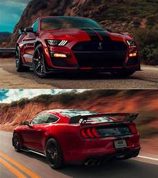 2020 ford mustang gt500 2020 ford mustang shelby gt500 is most powerful yet has
