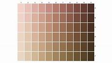 Skin Color Scale Chart Expert In Skin And Hair Types Worldwide L Or 233 Al Group