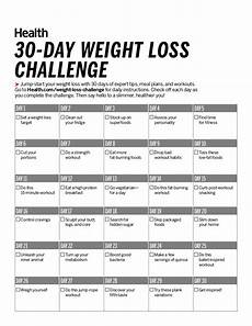 Weight Loss Sample 6 30 Day Workout Plan To Lose Weight Examples Pdf
