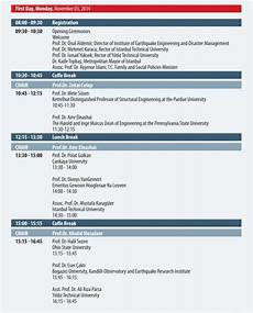 Conference Program Design Template Generic Conference Agenda Example Schedule Template