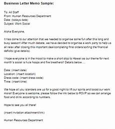 Letters And Memo Business Letter Memo Sample Business Memo Example