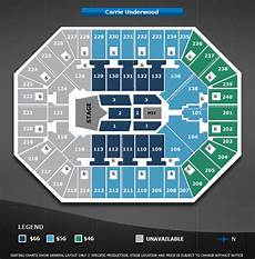 Target Center Seating Chart Carrie Underwood Target Center Carrie Underwood