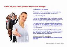 Interview Questions Account Manager Top 7 Key Account Manager Interview Questions Answers