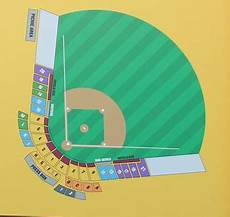 Talking Stick Spring Training Seating Chart Seating Chart For Sf Giants At Scottsdale Stadium