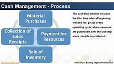 Cash Management Process Flow Chart Technofunc Cash Management Learning Objectives