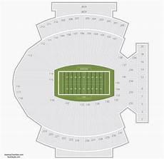 Unc Kenan Stadium Seating Chart Kenan Memorial Stadium Seating Chart Seating Charts