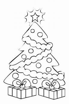 Malvorlage Weihnachtsbaum Einfach Ausmalbilder Weihnachtsbaum Kostenlos Malvorlagen Zum
