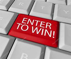 Enter The Raffle Enter To Win Contest Drawing Raffle Lottery Computer Key