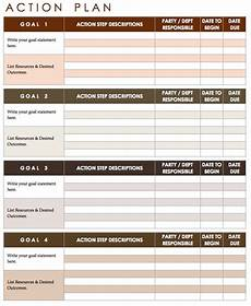 Timeline Action Plan Template 10 Effective Action Plan Templates You Can Use Now