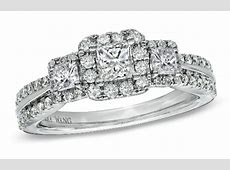New Affordable Vera Wang LOVE Engagement Ring Collection