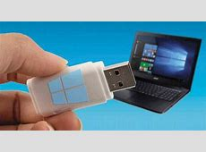 Clone Windows 10 to a USB drive to boot anywhere